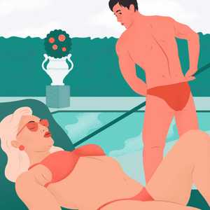 Story Cover Image for: The Pool Boy